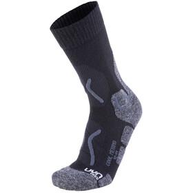UYN Trekking Cool Merino Chaussettes Homme, black/grey melange